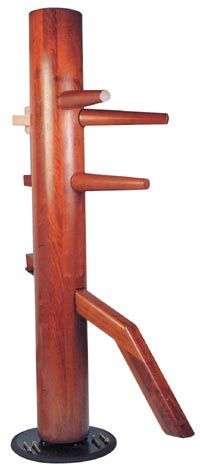 Wing Chun Wooden Dummy from wle.com