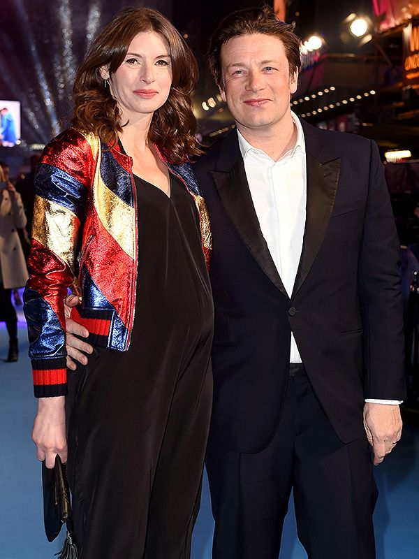 Jamie Oliver and Wife Jools Announce They're Expecting Fifth Child — and Then Hit the RedCarpet! http://celebritybabies.people.com/2016/03/17/jamie-oliver-wife-jools-pregnant-fifth-child/