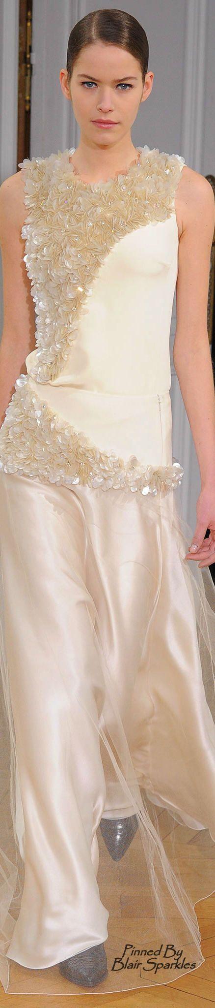 Spring 2015 Couture Bouchra Jarrar  ♕♚εїз | BLAIR SPARKLES