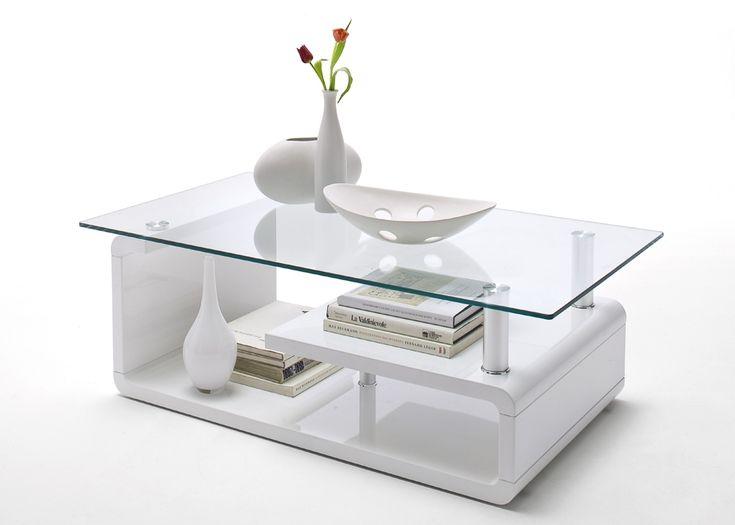 Ideenhaus Wohnzimmertisch Glas Moebel Ideen