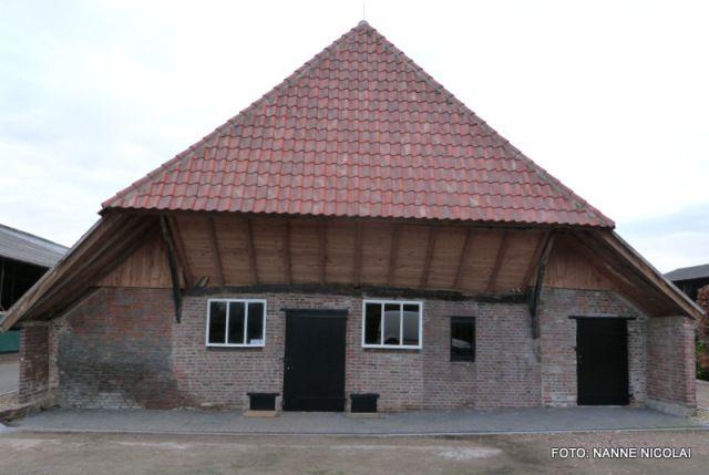 Best, boerderij de Armenhoeve aan de Oirschotse weg