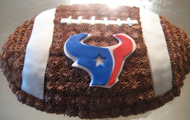 23 Best Birthday Cakes Images On Pinterest Houston Texans Cake
