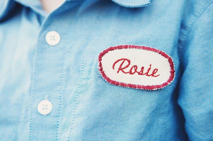 Rosie the Riverter costume