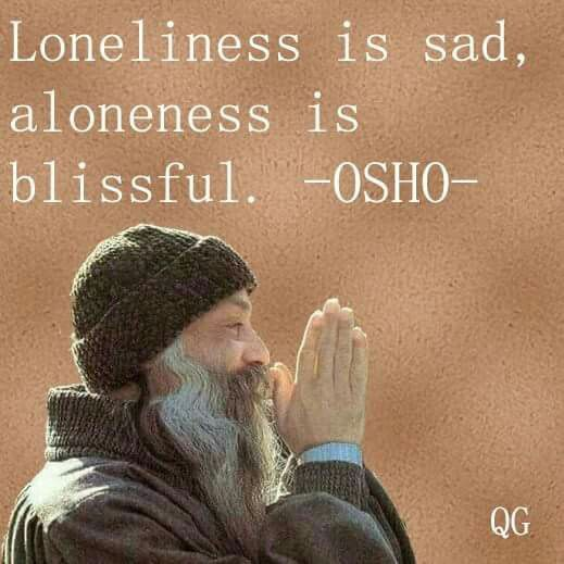 Alone time is good for your mind and soul in a world where everyone wants to be so busy in life