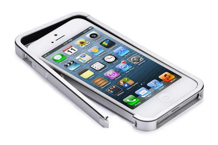 Just Mobile AluFrame Case for iPhone 5