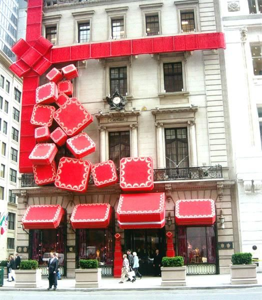 Gift Wrap whole building! by Glendale Awning Company ...