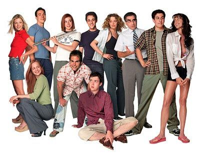 American pie film series cast - List of American Pie characters - Wikipedia, the free encyclopedia