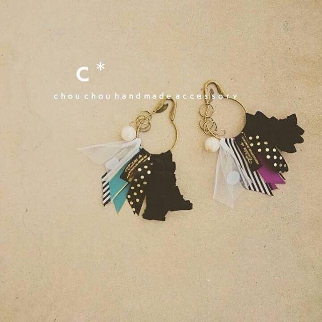 #Handmade #Miscellaneous goods #ハンドメイド #手作り #鹿児島 #美容室 #chouchou #キーリング
