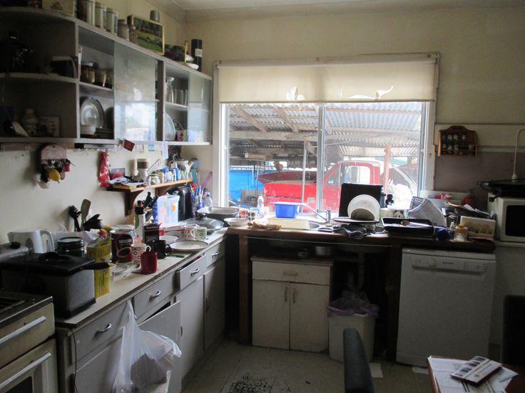 Before- Kitchen 2