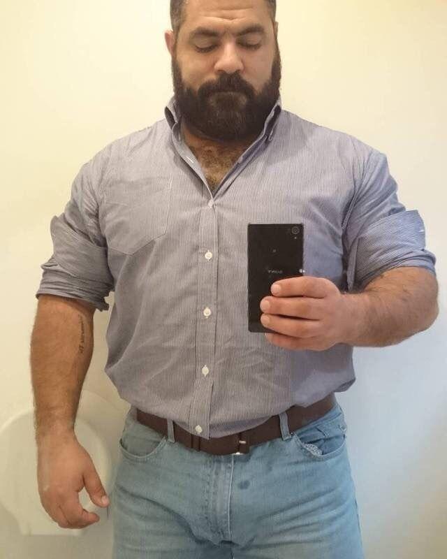 Pin On Guys Gay Bear Bearded Beard Tumblr Chubby Hairy Bears