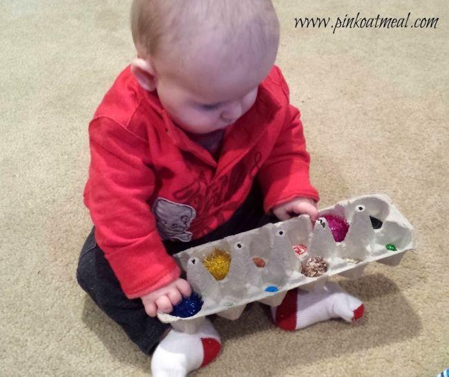 Sensory Toys For 12 Month Old : Ideas about month olds on pinterest old