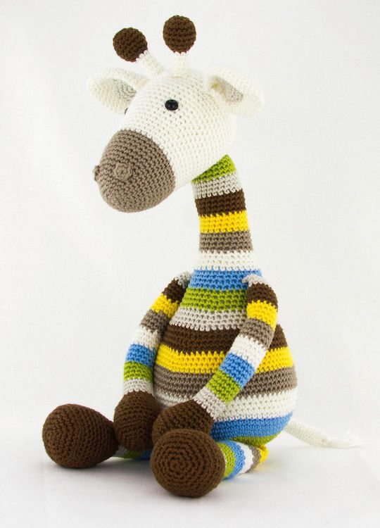 Giraffe Gijs 2