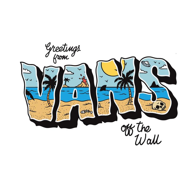 """Check out this @Behance project: """"VANS """"OFF THE WALL"""""""" https://www.behance.net/gallery/53180593/VANS-OFF-THE-WALL"""