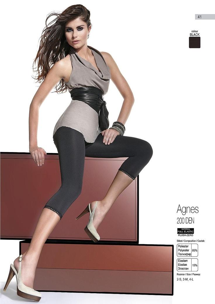 AGNES Designer Leggings - beautiful capri leggings, made in Europe. http://www.avec-moi.com.au/index.php/leggings-footless/agnes-200-den-detail