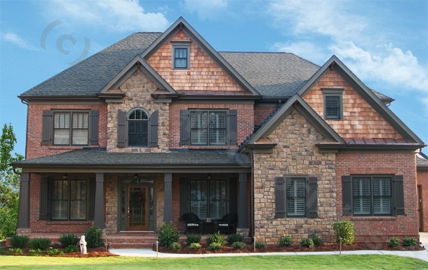 57 best exterior paint ideas for dads house images on for Craftsman style homes for sale in maryland