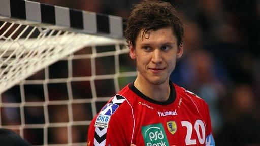 Niklas Landin // Rhein Neckar Löwen // dtsch. Nationalmannschaft repinned by someid.de