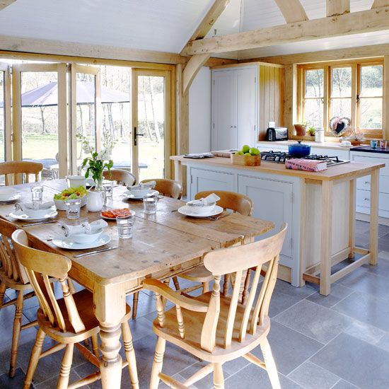 Kitchen Design Kent: Real Homes - A Cosy Cottage In Kent