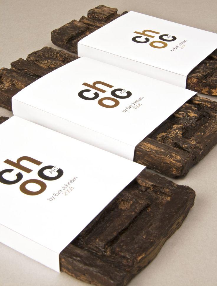 Packaging chocolat.  Pourquoi ne pas trouver un cuisinier qui maitrise la fabrication chocolat et faire de même ?