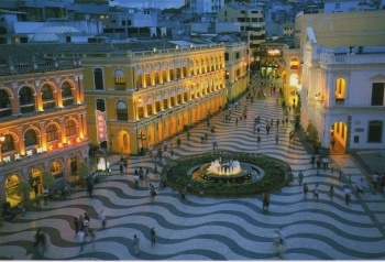 Historic Centre of Macao, Macao Special Administrative Region, China. Inscription in 2005. Criteria: (ii)(iii)(iv)(vi)