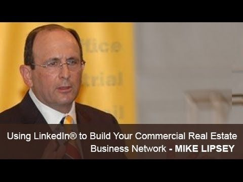 Free Seminar – How To Build Commercial Real Estate Business Network Using LinkedIn   Real Estate Lead Generation Strategies