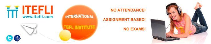 Internationally Accredited Online TEFL Course Training.