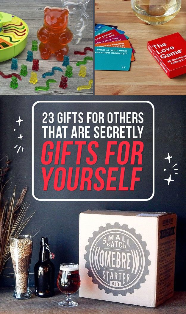 23 Gifts For Others That Are Secretly Gifts For Yourself