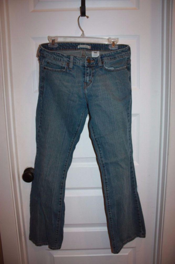 Women's Levi's 545 Low Boot Cut Jeans - Size 8M - VGC! #Levis #BootCut