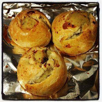 Potato knish (these are amazing)