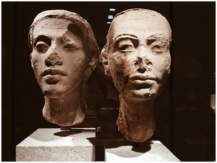JUNE GOLD | Travel Diary Berlin - Museumsinsel, Neues Museum