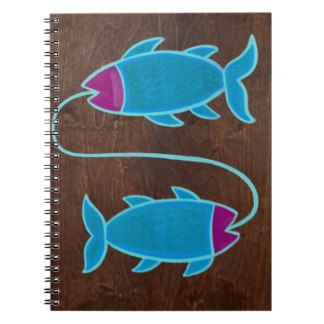 Pisces 2008 note books