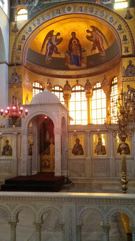 Saint Dimitrios Church, Thessaloniki, Greece
