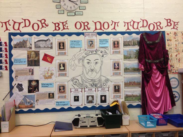 Year 3 Tudor Display 2013/2014