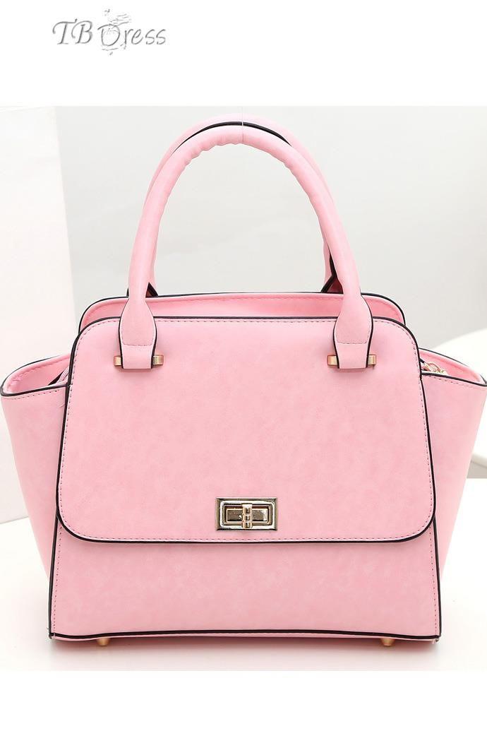 Handsome Fashion Retro Zipper Women's Bag