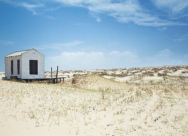 Rustic Beach Hut in Cabo Polonio, Uruguay
