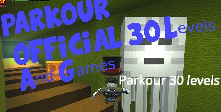 30 Levels Parkour Maps Minecraft , each featuring a 10x5x5 room packed with a unique parkour experience. Some levels need precise timing, others a little thinking. Can you beat them all?   Features  30 levels of parkour Upon falling, be teleported instead of killed (As most parkour maps do) An...