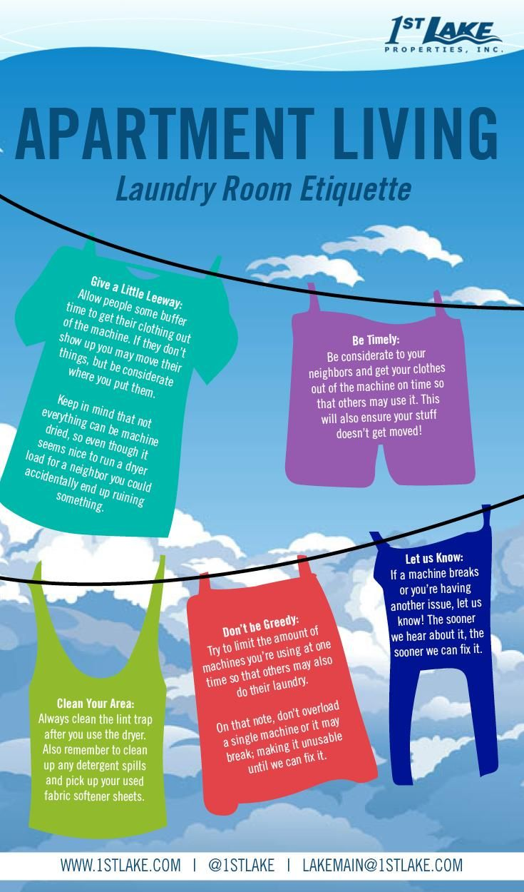 Top 5 Tips On Laundry Room Etiquette Apartment Laundry Laundry Room Laundry Room Signs