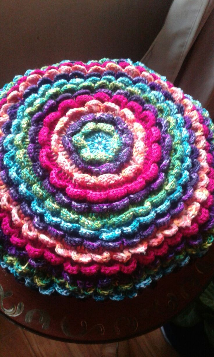 #cojincrochet #tejido #hechoamano #crochet #handmade