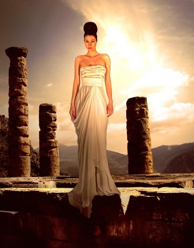 Athena wedding dress by Denis Predescu  Buy it: http://shop.inspirare.com/items/athena-wedding-dress