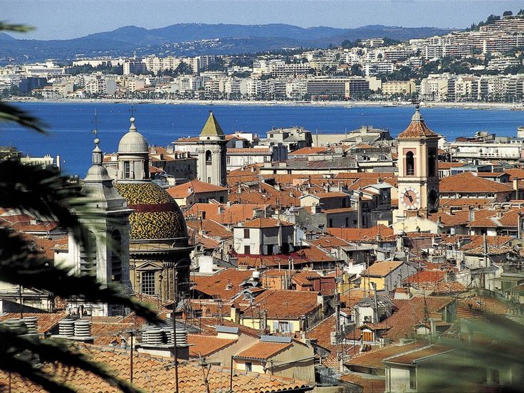 England liked to travel to nice each year with his wife she never