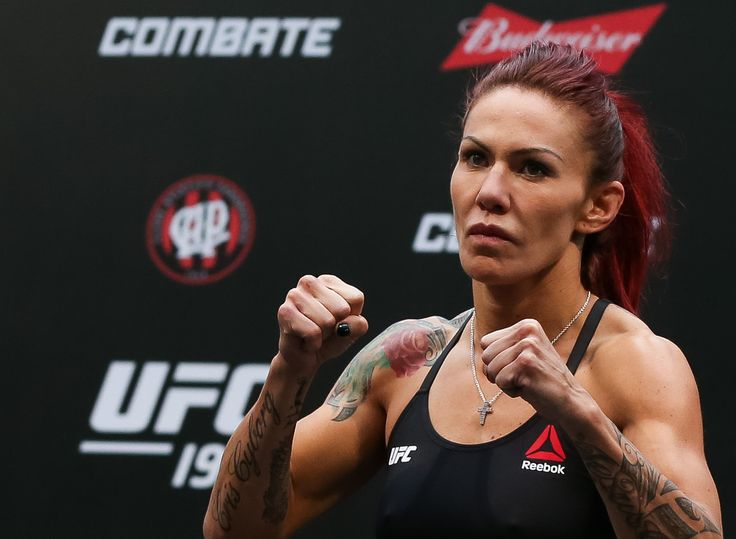 Doping agency clears Cris 'Cyborg' Justino for immediate return to UFC action #la #losangeles #sports
