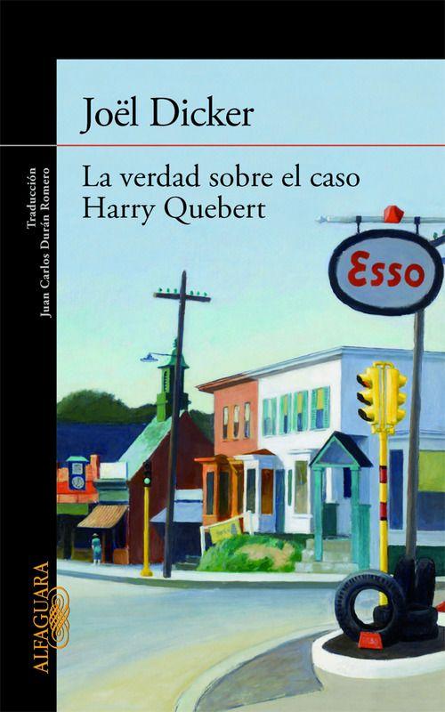 La verdad sobre el caso Harry Quebert, de Joël Dicker, es una novela de suspense a tres tiempos -1975, 1998 y 2008- acerca del asesinato de una joven de quince años en la pequeña ciudad de Aurora, en New Hampshire. Quién mató a Nola Kellergan es la gran incógnita a desvelar en esta  historia policiaca, cuya experiencia de lectura escapa a cualquier intento de descripción