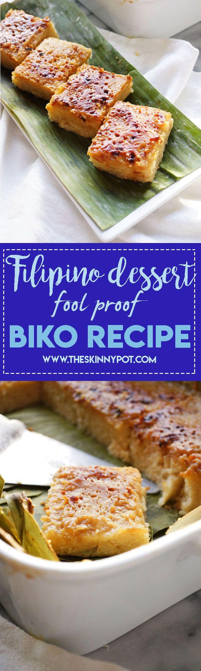 How Do You Make Biko with Latik Topping