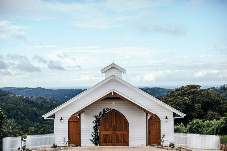 Summergrove Estate's new ocean view Chapel <3