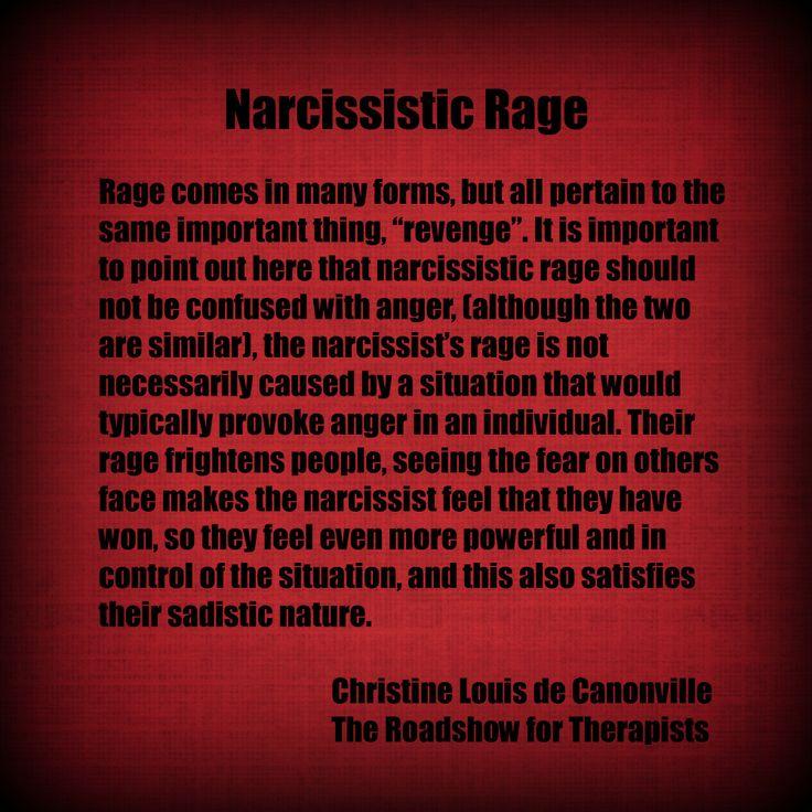 Get A On Revenge Do Narcissist You How
