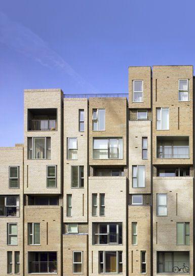 Bear Lane in London by Panter Hudspith Architects.