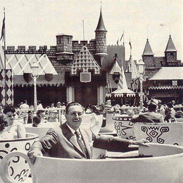 Originally, Walt Disney envisioned Disneyland in Burbank, CA, right across the street from Walt Disney Studios.