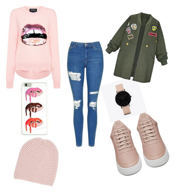 Untitled #3 by margocase on Polyvore featuring polyvore fashion style Markus Lupfer WithChic Topshop Filling Pieces CLUSE Wommelsdorff clothing