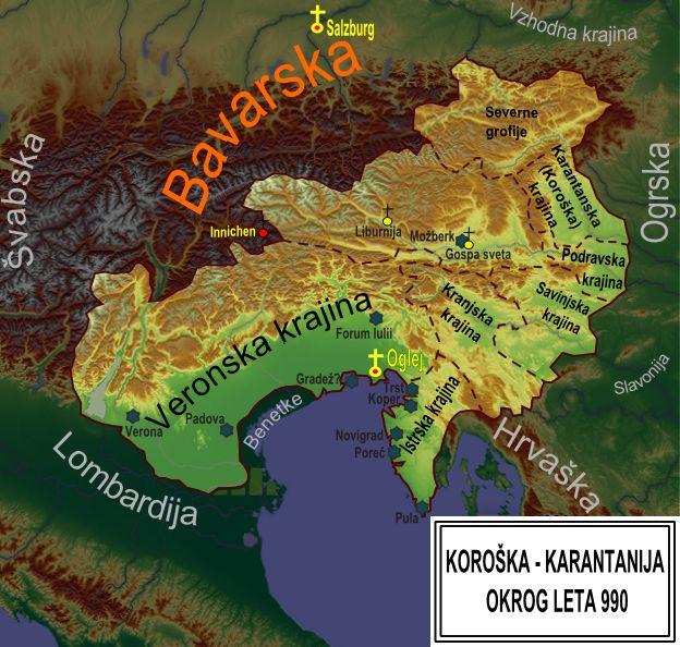 Karantanija 990 - Koroška (vojvodina) - Wikipedija, prosta enciklopedija