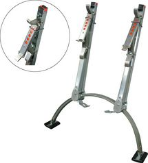 """Basemate """"Easy-connect"""" Professional Ladder Stabilizer, GUA2475 for use on unlevel ground"""