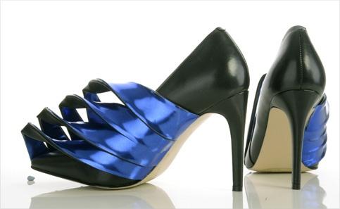 Bíró Borbála - Glamour Hungary and Deichmann Shoe Competition